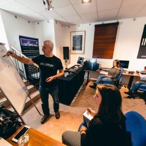 Akreditovaný kurz – Mistr zvuku v audiovizi se zaměřením na Ableton Live