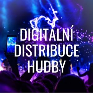 Digitální distribuce hudby – online kurz
