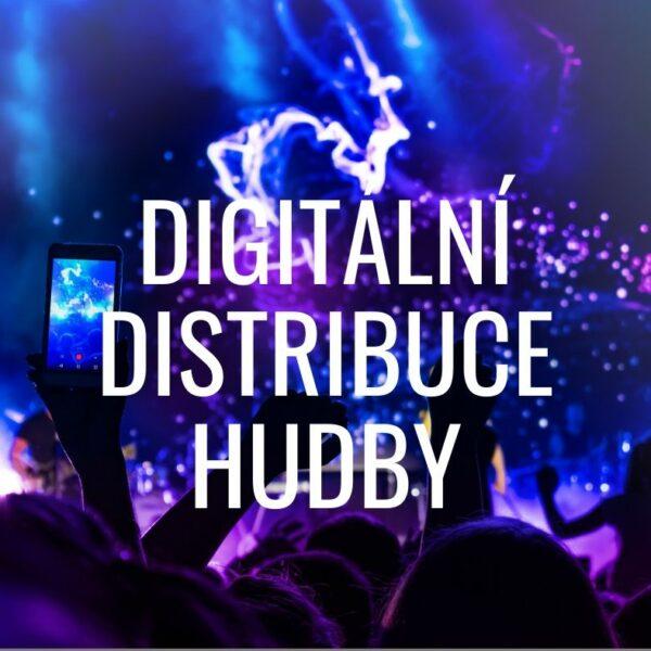 Digitální distribuce hudby
