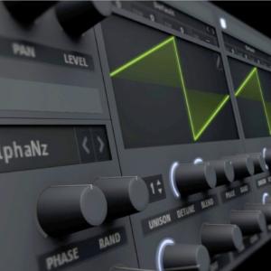 SOUND DESIGN -Syntezátory
