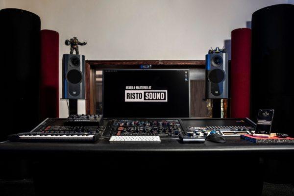 mixing risto studio